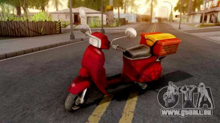 Pizzaboy GTA VC Xbox pour GTA San Andreas