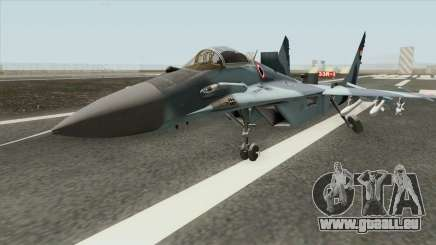 MIG-35 Egypt Navy pour GTA San Andreas