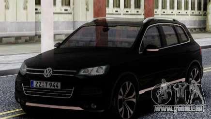 Volkswagen Touareg 2013 pour GTA San Andreas