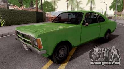 Chevrolet Opala SS 1978 pour GTA San Andreas