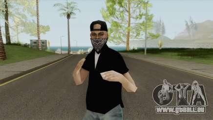 Bmost Random Skin pour GTA San Andreas