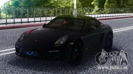 Porsche Cayman GTS 2015 für GTA San Andreas