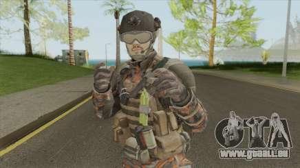 Merc V2 (Call of Duty: Black Ops II) pour GTA San Andreas
