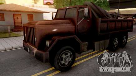 Flatbed from GTA VC für GTA San Andreas