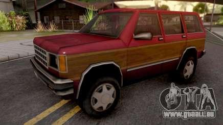 Landstalker from GTA VC pour GTA San Andreas