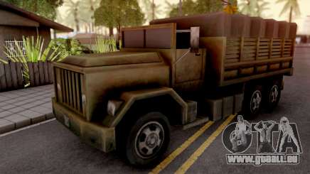 Barracks OL from GTA VC pour GTA San Andreas