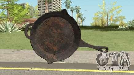 Bulletproof Pan (PUBG) für GTA San Andreas