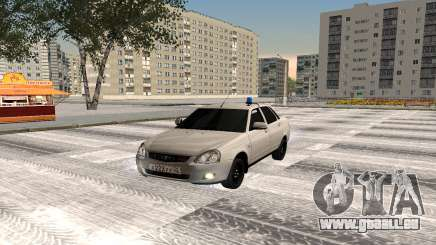 Lada Priora Oper Style für GTA San Andreas