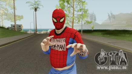 Spider-Man Unlimited Earth X pour GTA San Andreas