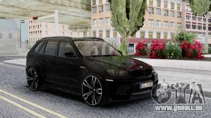 BMW X5M Sport pour GTA San Andreas