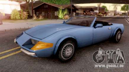 Stinger from GTA VC pour GTA San Andreas