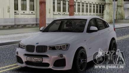 BMW X4 pour GTA San Andreas