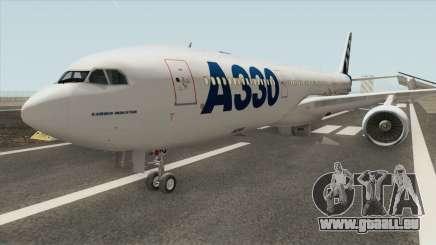 Airbus A330-300 GE CF6-80E1 pour GTA San Andreas