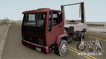 Ford Cargo 1415 (DFT30 Edition) Entrulho pour GTA San Andreas
