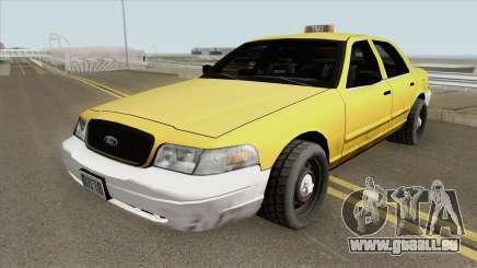 Ford Crown Victoria - Taxi v2 für GTA San Andreas