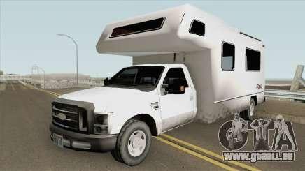 Ford F-4000 Motorhome (SA Style) für GTA San Andreas