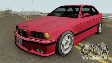 BMW M3 2005 (Improved Version) pour GTA San Andreas