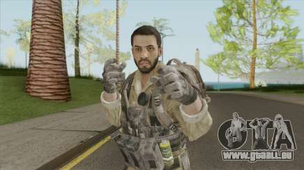 ISI Soldier V3 (Call Of Duty: Black Ops II) pour GTA San Andreas