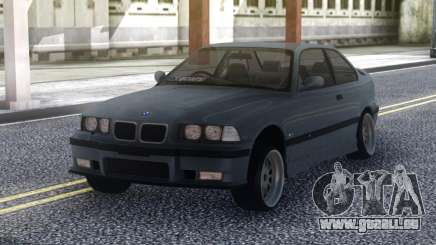 BMW 3 E36 325i StanceNation für GTA San Andreas