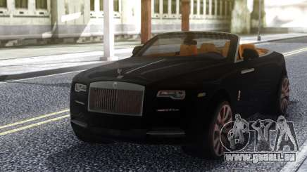 Rolls-Royce Dawn Black für GTA San Andreas