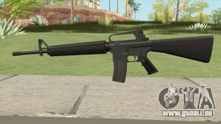 M16A2 Default Design (Stock Mag) pour GTA San Andreas