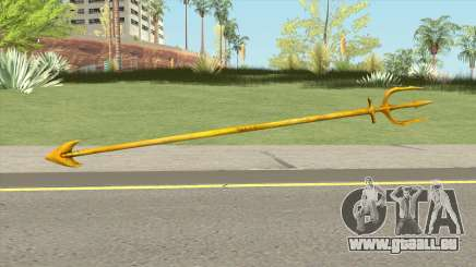 Aquaman Trident pour GTA San Andreas