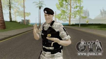 Brazilian Police Skin V3 pour GTA San Andreas