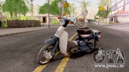 Honda Super Cub pour GTA San Andreas