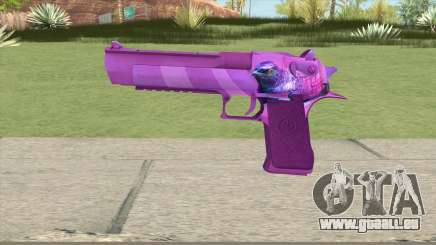 Desert Eagle (Purple) pour GTA San Andreas