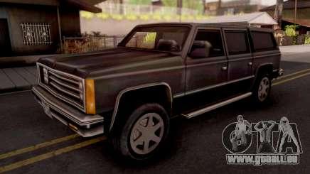 FBI Rancher GTA VC Xbox pour GTA San Andreas