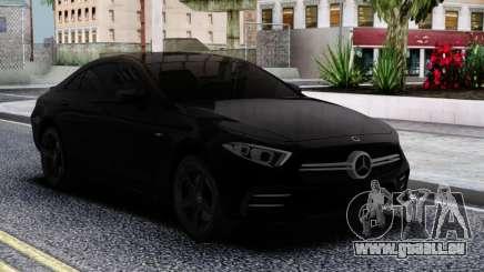 Mercedes-Benz AMG CLS53 2019 pour GTA San Andreas