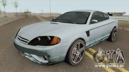 Bollokan Prairie GTA V (SA Style) pour GTA San Andreas