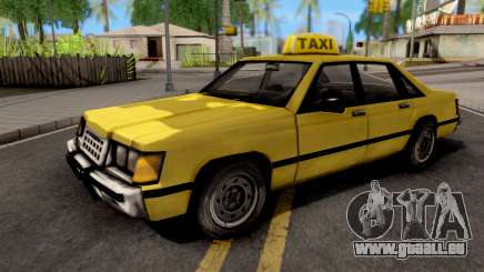 Taxi GTA VC Xbox pour GTA San Andreas