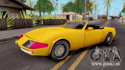 Stinger GTA VC Xbox pour GTA San Andreas