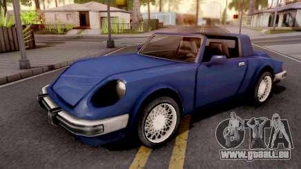 Comet GTA VC Xbox pour GTA San Andreas