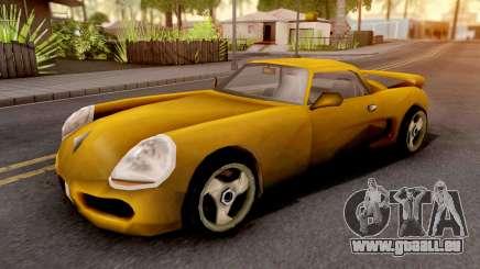 Yakuza Stinger GTA III Xbox pour GTA San Andreas