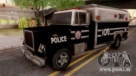 Enforcer from GTA VC pour GTA San Andreas