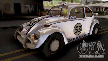 Volkswagen Beetle Sport pour GTA San Andreas