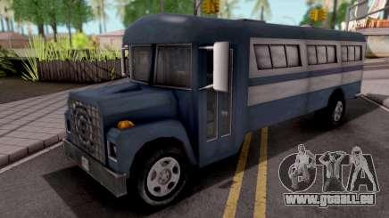 Bus GTA VC Xbox für GTA San Andreas