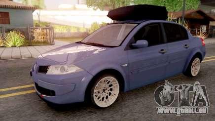 Renault Megane King für GTA San Andreas