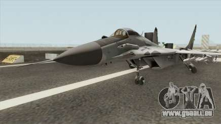 MiG-29 Indian Air Force für GTA San Andreas