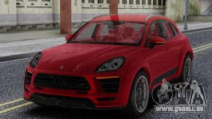 Porsche Macan Prior Design pour GTA San Andreas