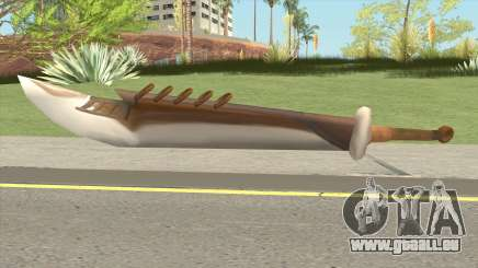 Warrior Yongsin Sword pour GTA San Andreas