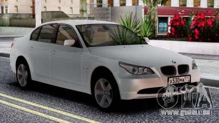 BMW 530XD E60 pour GTA San Andreas