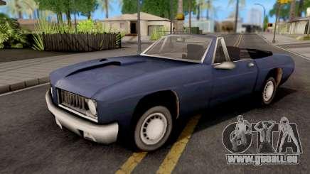 Stallion GTA III Xbox pour GTA San Andreas