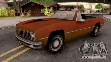 Stallion from GTA VC pour GTA San Andreas