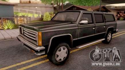 FBI Rancher from GTA VC pour GTA San Andreas