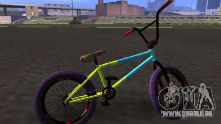 BMX by Osminog für GTA San Andreas