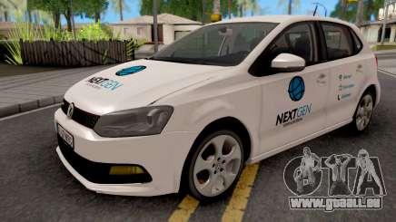 Volkswagen Polo GTI 2014 v1 pour GTA San Andreas