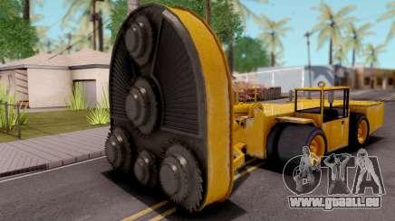 GTA V HVY Cutter v2 pour GTA San Andreas